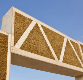 Building with EcoCocon Straw Panels